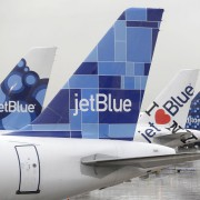 Первый собранный в США Airbus пополнил парк JetBlue