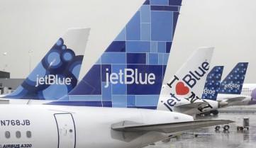 Перший зібраний в США Airbus поповнив парк JetBlue