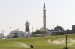 Мечети Катара