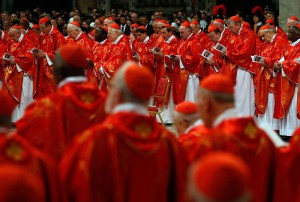 кардиналы Ватикана