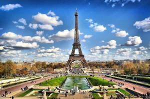 подорож в Париж