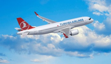 Turkish Airlines отменила рейс Стамбул – Ивано-Франковск – Стамбул
