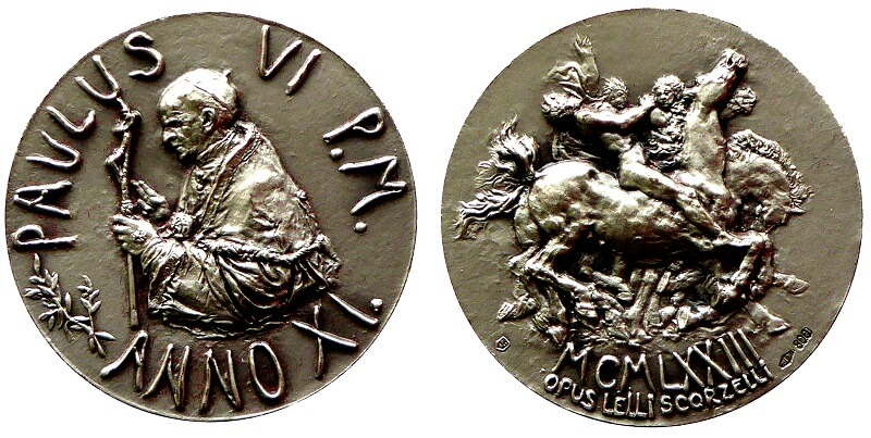монеты Ватикана