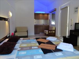 номер у готелі Blue Sea Beach Hotel, Тасос