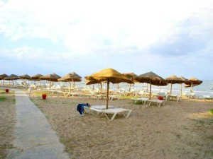 пляж отеля Caribbean World Monastir, Тунис