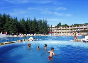бассейн отеля Континентал, Болгария