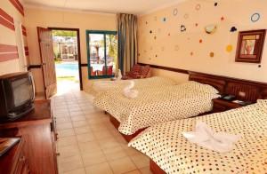 номер у готелі Ocean Club Red Sea Hotel 3*, Шарм-ель-Шейх