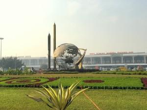аэропорт в Дакке
