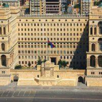 Одесса — Баку