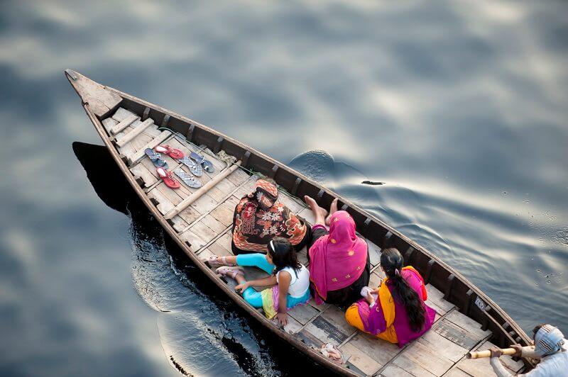 люди в Бангладеше
