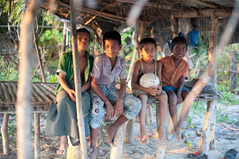 жители Бангладеша