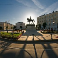 Киев — Актау