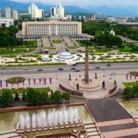 Киев — Алматы