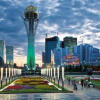 Киев — Астана