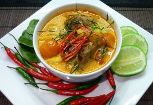 национальные блюда Бирмы