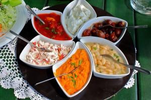 еда в Македонии