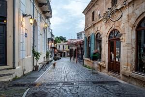 улочки Македонии