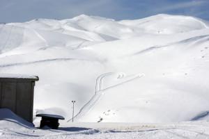 горные вершины Македонии