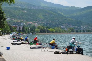 рыбалка в Македонии