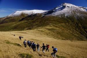 горный туризм в Македонии