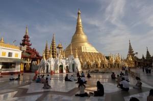 Нейпьидо - столица Мьянмы