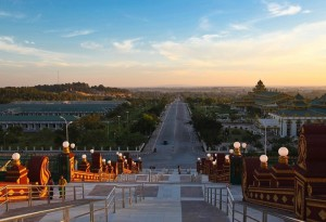 столиця М'янми