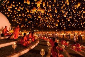 новий рік у М'янмі