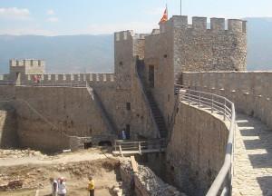 амфітеатр в Охриді