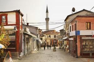 красивый Скопье