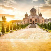 Одесса — Ереван
