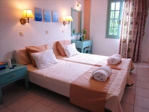 номер в отеле Klio Apart Hotel 3*, Крит