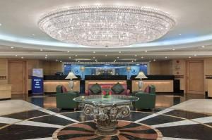 отель Makkah Hilton