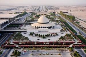 аэропорт в Саудовской Аравии