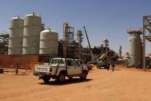 работа в Алжире