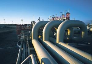 добыча газа и нефти в Алжире