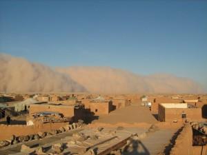 пылевые бури