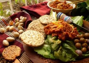 национальные блюда Алжира