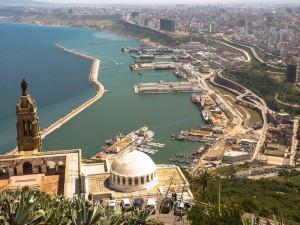 поездка в Алжир