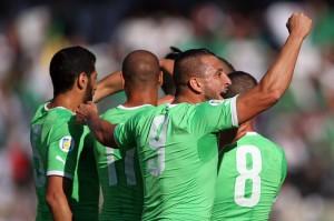 футбольная команда Алжира