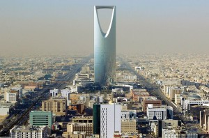 впечатляющие постройки Саудовской Аравии