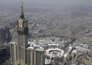 многоэтажки Саудовской Аравии
