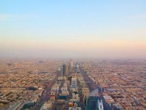 знойное лето в Саудовской Аравии