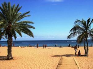 пляжный отдых, Тенерифе