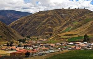 горные ландшафты Каракаса
