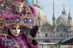 поездка на венецианский карнавал