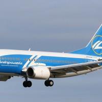 «Днеправиа» анонсирует авиарейсы Киев-Бухарест