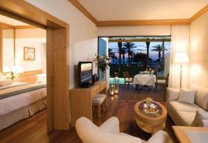 номер отеля Constantinou Bros Asimina Suites Hotel 5*, Пафос