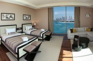 номер в отнле Rixos The Palm Dubai 5*, Дубай