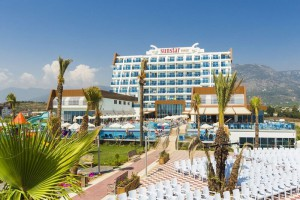 горящий тур в Sunstar Beach Resort Hotel, Алания