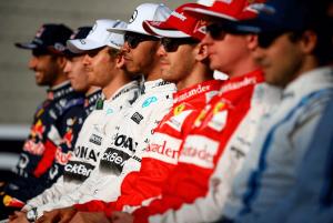 первые заезды Формулы-1